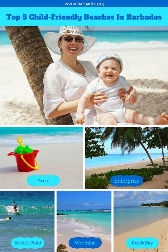 Traveling to Barbados with children and want to find the safest and most appropriate beaches? Here are our top picks for child-friendly beaches on the island.