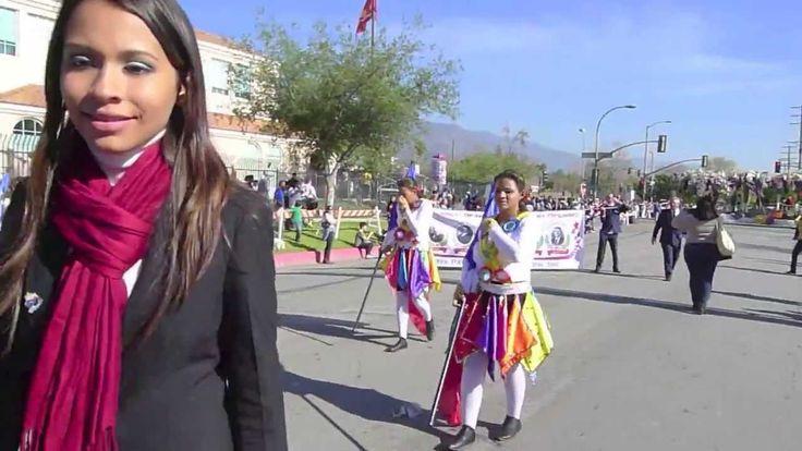 """Presentacion de la Banda de Musica de Chitre Republica de Panama en el Desfile de Las Rosas No. 125th con el tema """" Dreams come true with Music """" *** No infr..."""
