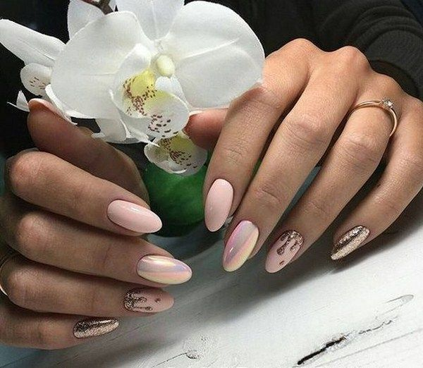 Easy Matte Nail Designs Ideas You'll Love #mattenails Easy Matte Nail Designs You'll Love