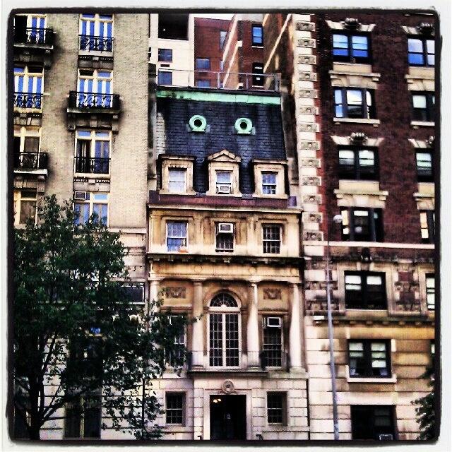 Looks Like Stuart Little's House! I Took This. Located On