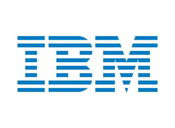 Paul Rand's IBM logo
