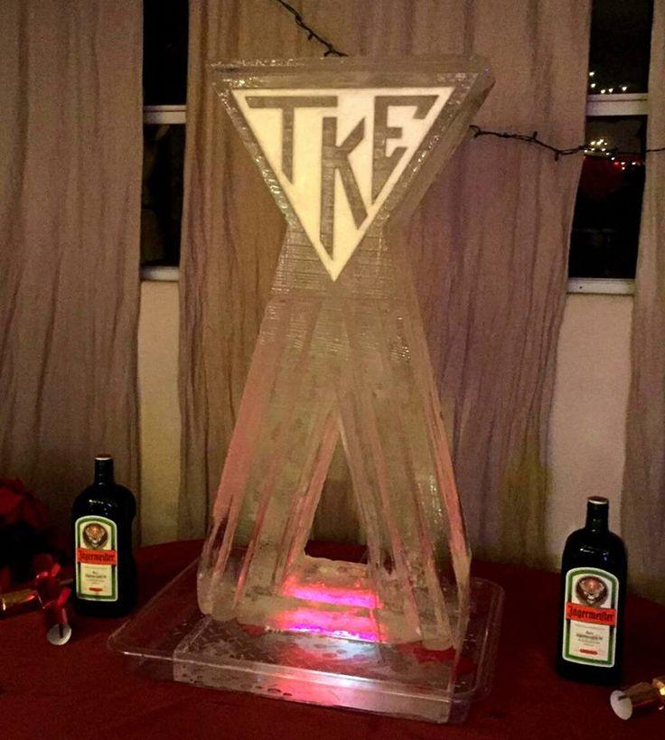 TKE single track ice luge  #iceluges #icelugesorlando