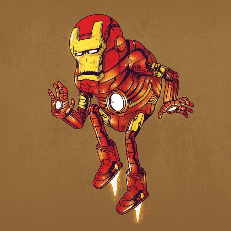 ironman velho