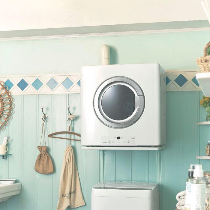 リンナイ モニター 乾太くん リンナイ ガス衣類乾燥機 洗濯機周り