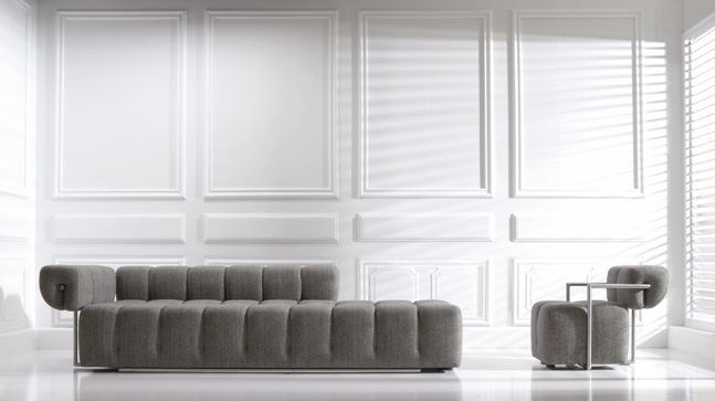Sofa Boxx in classic interior