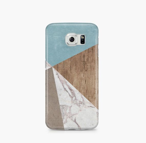 Samsung Galaxy s6 Galaxy Note 4 Tough Marble by OvercaseShop