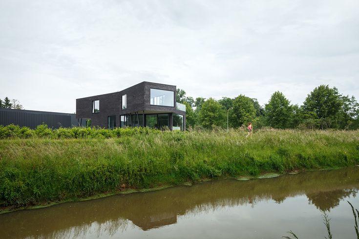 Contemporary Office NETE Westerlo, Belgium 13 -