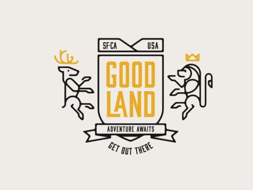New Good Land Crest http://ift.tt/2b2ykJH