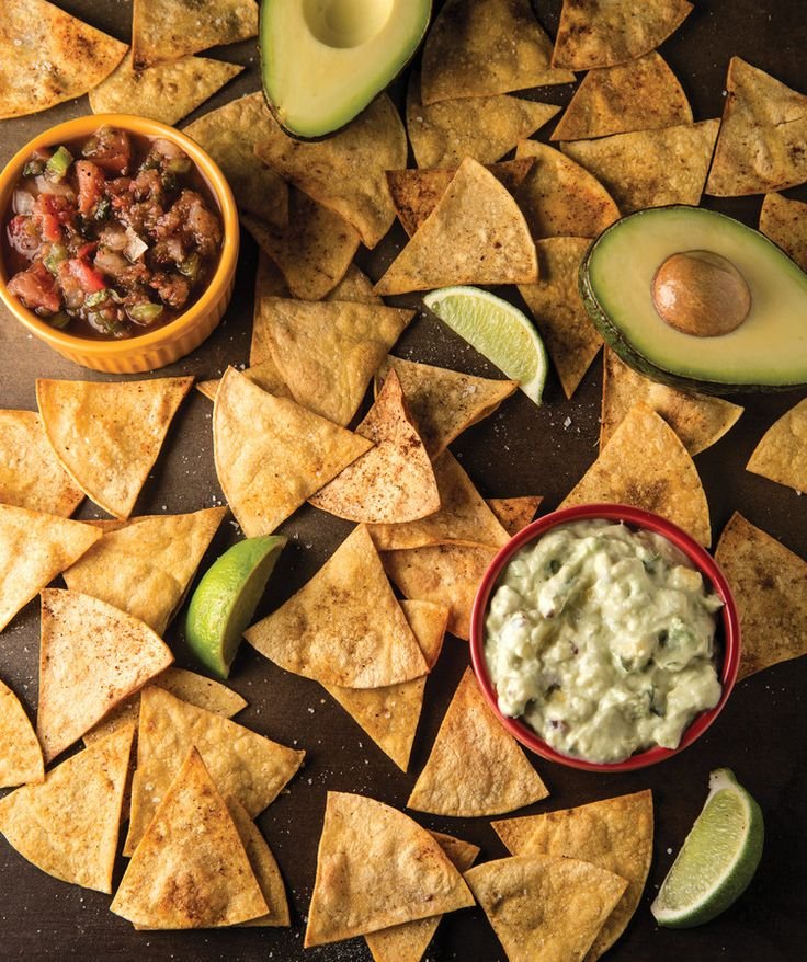 Hungry Girl: These Homemade Tortilla Chips Will Be Your New Favorite Party Snack