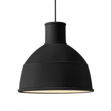Unfold taklampe svart
