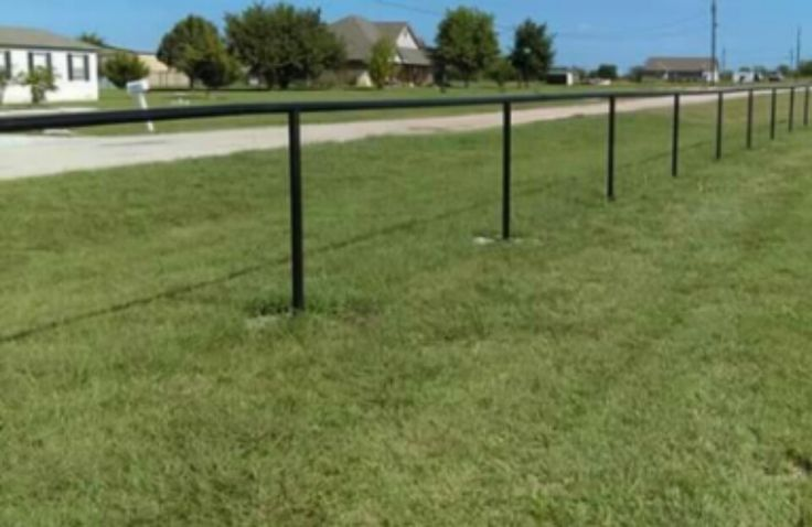 Any pipe fence builders here?