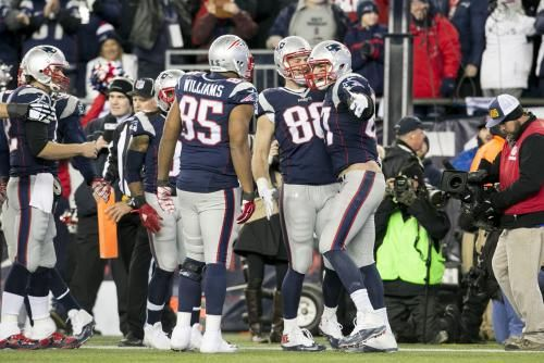 The New England Patriots released tight end Michael Williams, who was competing for the No. 3 spot on the depth chart behind Rob Gronkowski…