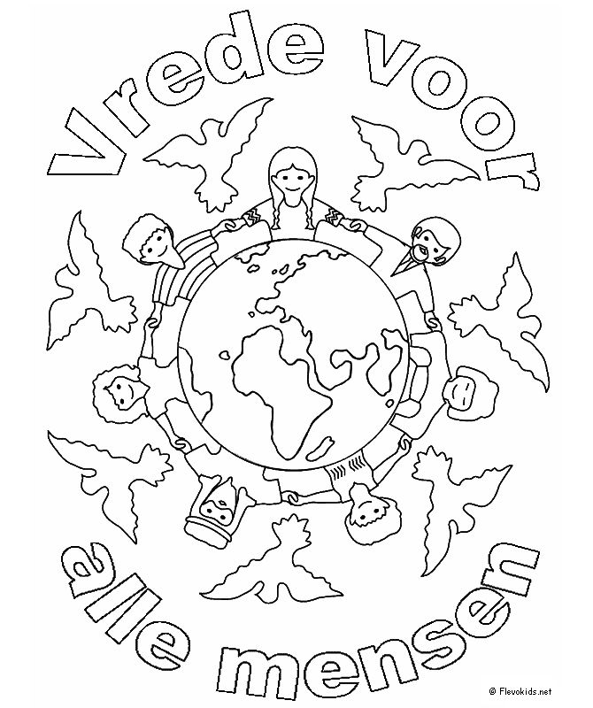 Christelijke Kleurplaat Liefde Vrede Kleurplaat Kleurplaten Pinterest