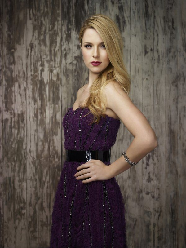 Alona Tal - good inspiration for Wade's sister Kyra, the heroine in ONLY