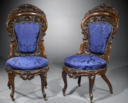 98713265_1.jpg (434×351)Антикварные стулья и кресла рококо.. Обсуждение на LiveInternet