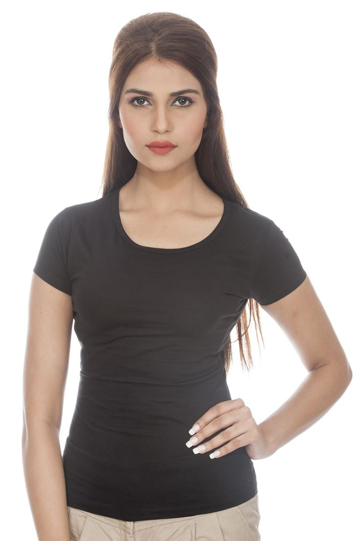 tsg-breeze-black-plain-women-t-shirt-