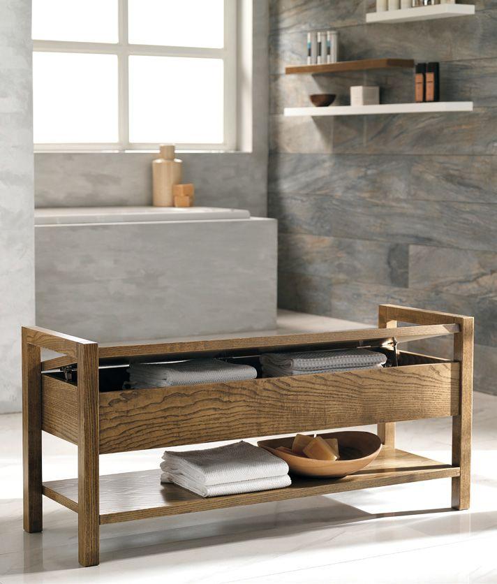 badezimmer sitzbank
