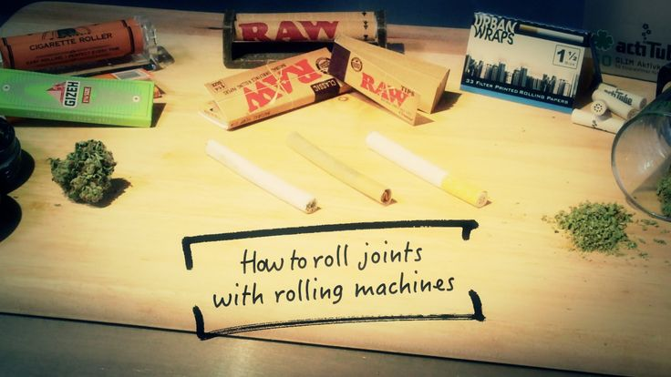best rolling machine for joints