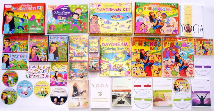 Kids Yoga Teacher Certification Course - Level 1