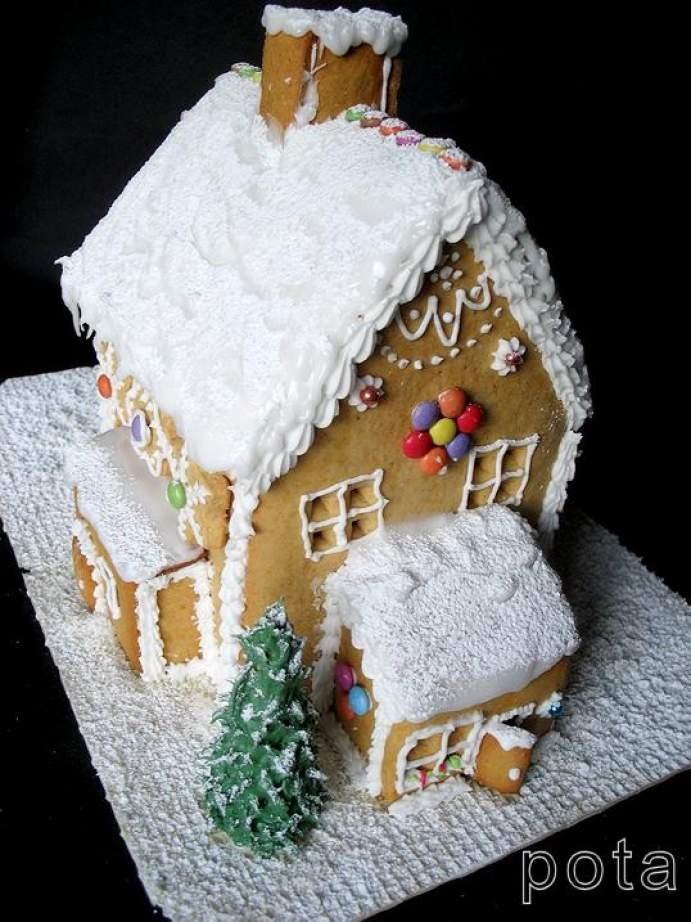 17 meilleures images propos de maison en pain d 39 epice - Maison en pain d epice fimo ...
