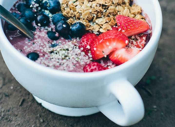 8 Quick And Healthy Breakfast Ideas