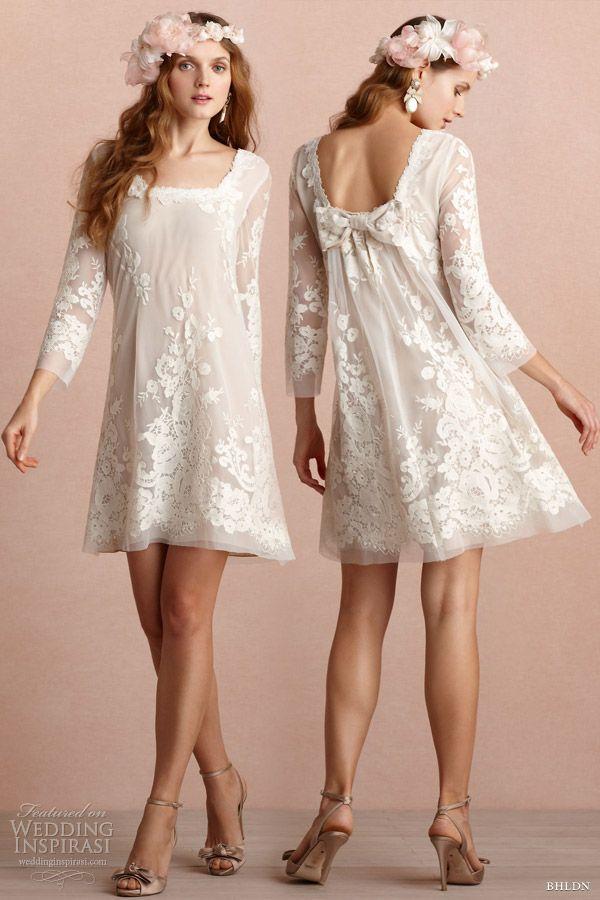 Short Wedding Dresses 2012 | bhldn short wedding dresses 2013 daisy doll dress