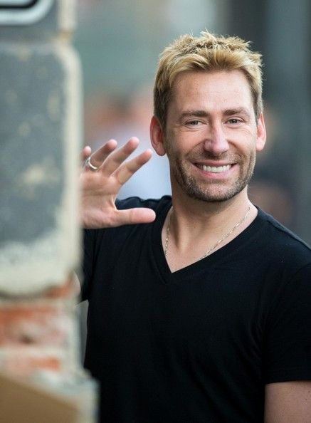Chad Kroeger Photos Photos - Chad Kroeger of the band 'Nickelback' is seen at 'Jimmy Kimmel Live'. - Nickelback Heads to 'Jimmy Kimmel Live!'