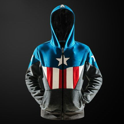 Captain America Hoodie //Price: $65.00 & FREE Shipping //     #avengers #justiceleague #superman #spiderman