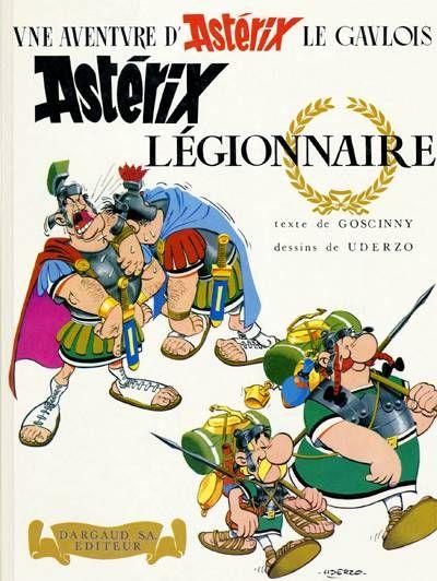 Astérix -10- Astérix Légionnaire - BD