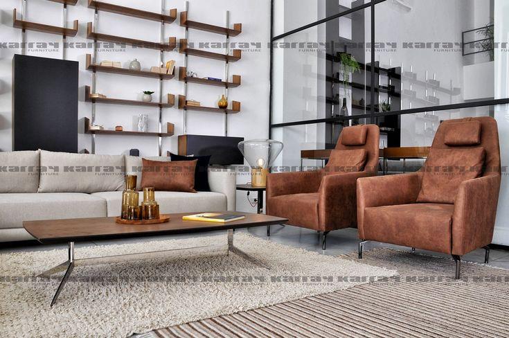 Epingle Par Karray Furniture Sur Complement De Salon En 2020 Table Basse Table Basse Plateau Fauteuil Pouf