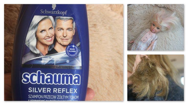 Srebrny szampon, włosy jak u lalki i pierwszy włosowy kryzys