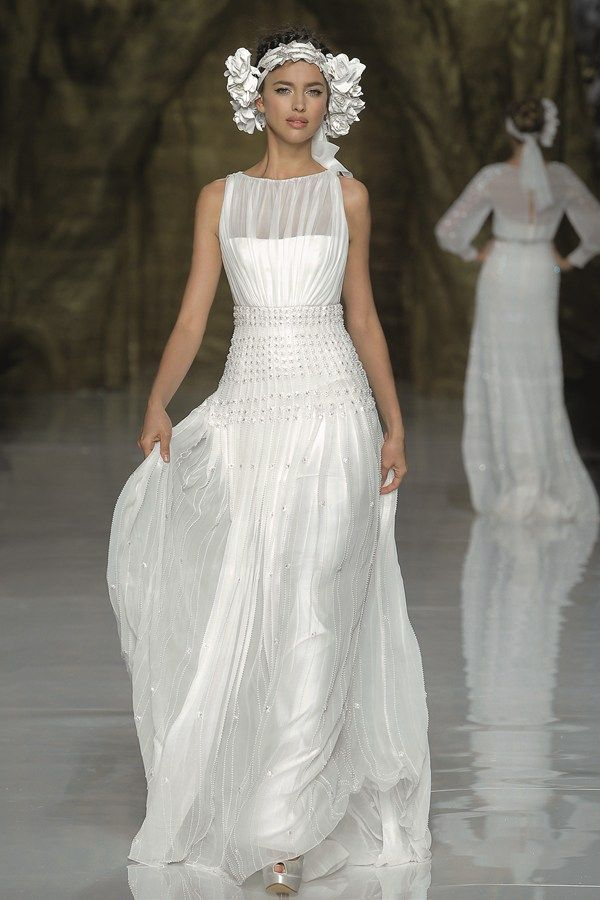 Pronovias spring 2014 wedding dresses wedding dresses for Colorado springs wedding dresses