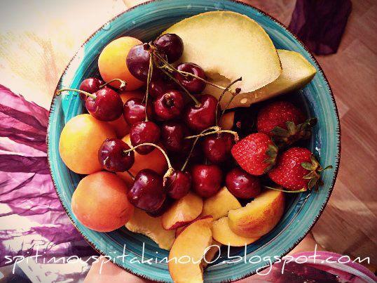 σπίτι μου, σπιτάκι μου: Καλοκαιρινή μαρμελάδα φρούτων