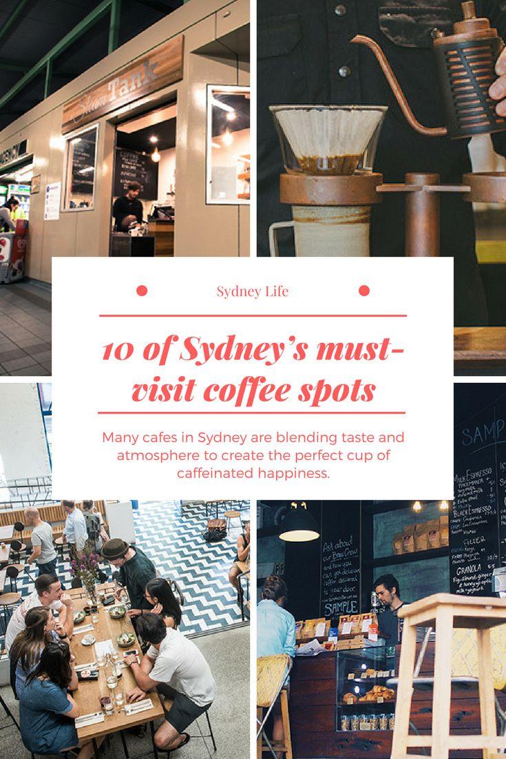 Sydney Cafes | 10 of Sydney's must-visit coffee spots - http://www.sydney.com/sydney-life/food-and-wine/sydneys-best-coffee/