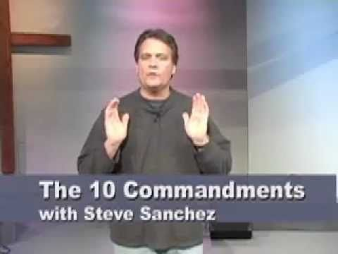 Learn 10 commandments in 5 minutes - YouTube - great video ...