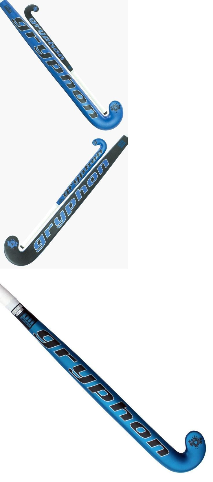 Field Hockey 4388: Gryphon Taboo Bluesteel Deuce 2 Composite Field Hockey Stick Size 36.5 BUY IT NOW ONLY: $172.5