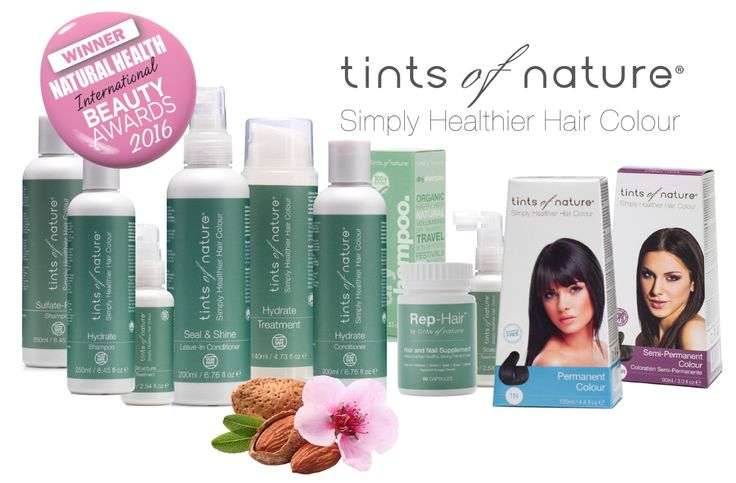 WIN a Tints of Nature hair care hamper