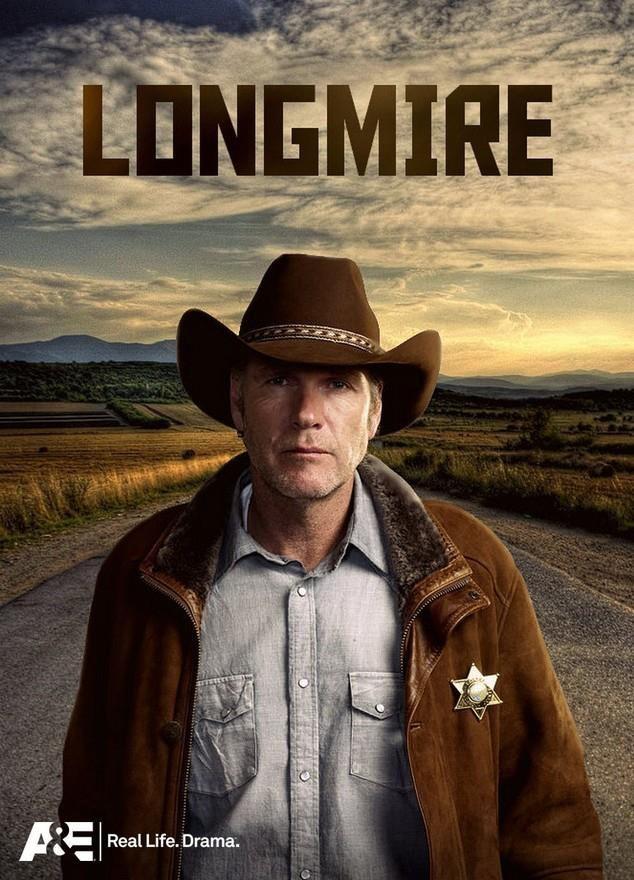 Robert Taylor as Longmire....hey Cawboy...saddle up! <3