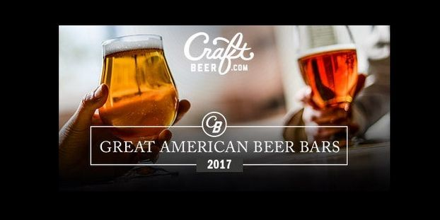 Here's a list of the top craft beer bars in every state for 2017