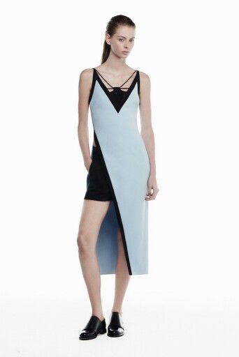 David Koma Resort 2016