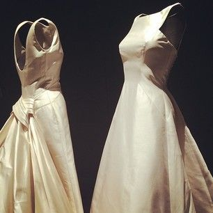 """Instagram photo by pronovias - Take one more sneak peek of the """"50 love stories"""" exhibition. Featuring 50 iconic dresses, each of them part ..."""