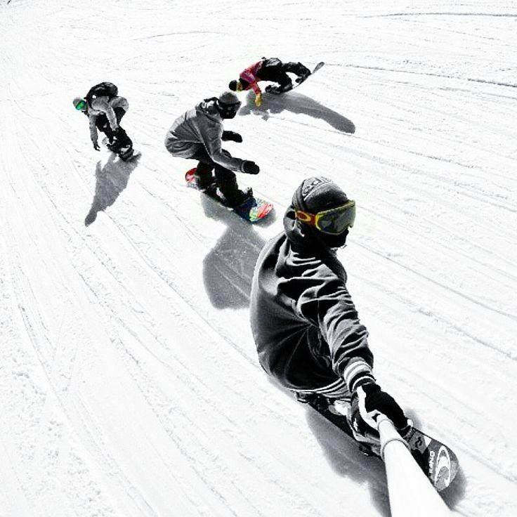 GoPro для Лыж и Сноуборда
