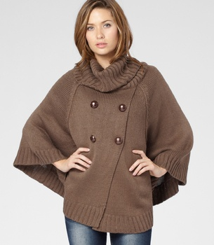 Not all ponchos are bad..