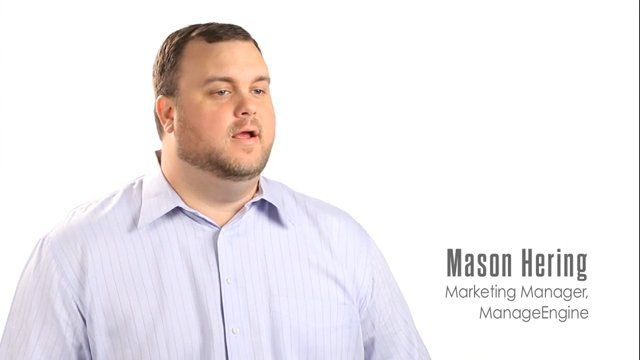 In this video, Mason Hering, Marketing Manager at ManageEngine, explains how his company uses Leading Reach to drive more and better leads at trade shows and events.