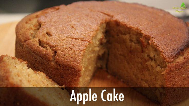 Cake Recipes In Veg: Sanjeev Kapoor Khazana