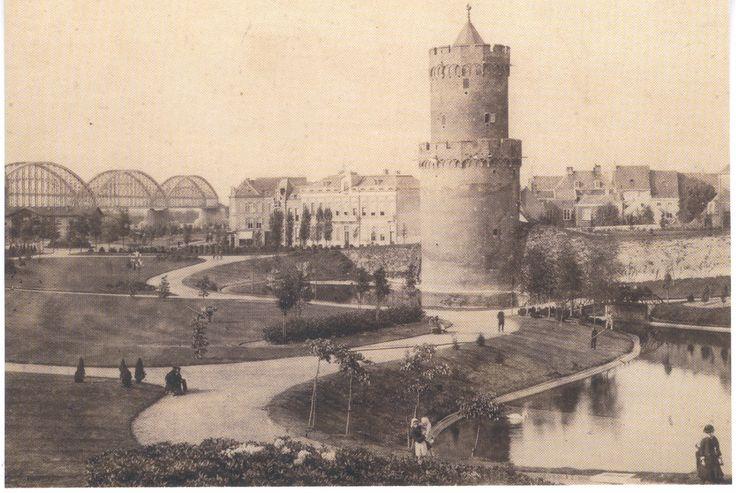 Kronenburgerpark 1885