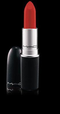 Lipstick | M·A·C Cosmetics | in Mac Red
