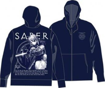 Cospa Fate Stay Night Saber Hoodie Jacket $69.95