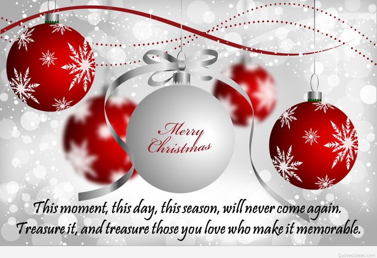 Merry Christmas Family Quotes Wishes