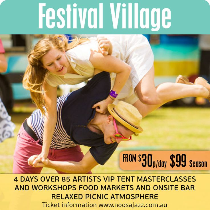 Festival Village